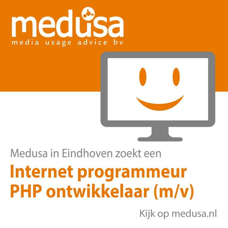 Internet programmeur / PHP ontwikkelaar (m/v)